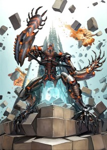 Megatronus Prime